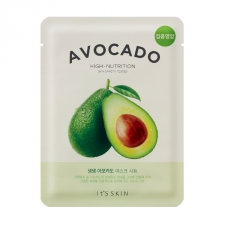It'S SKIN Fresh Маска для лица на тканевой основе Aвокадо