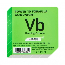 It´S SKIN Power 10 Formula B-vitamiini öökapsel