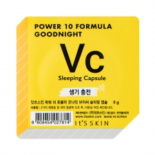 It´S SKIN Power 10 Formula C-vitamiini öökapsel