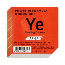 It´S SKIN Power 10 Formula Ночная капсула с дрожжевым экстрактом