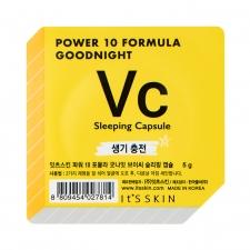 It´S SKIN Power 10 Formula C-vitamiini öökapsel