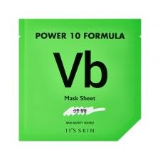 It'S SKIN Power 10 VB Маска тканевая с витамином В