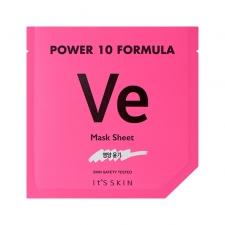 It'S SKIN Power 10 VE Маска тканевая с витамином Е